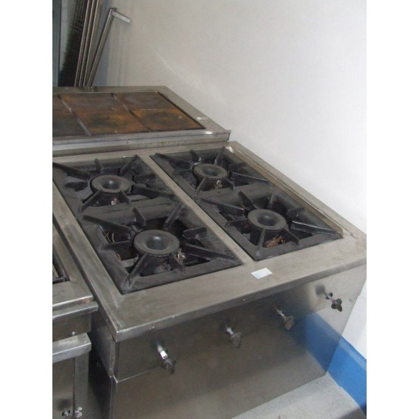 4-burner stove industry Cookers